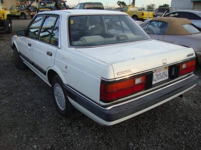 Honda Accord Lx >> 1-900 1985 Honda Accord LX   Arrowhead Towing